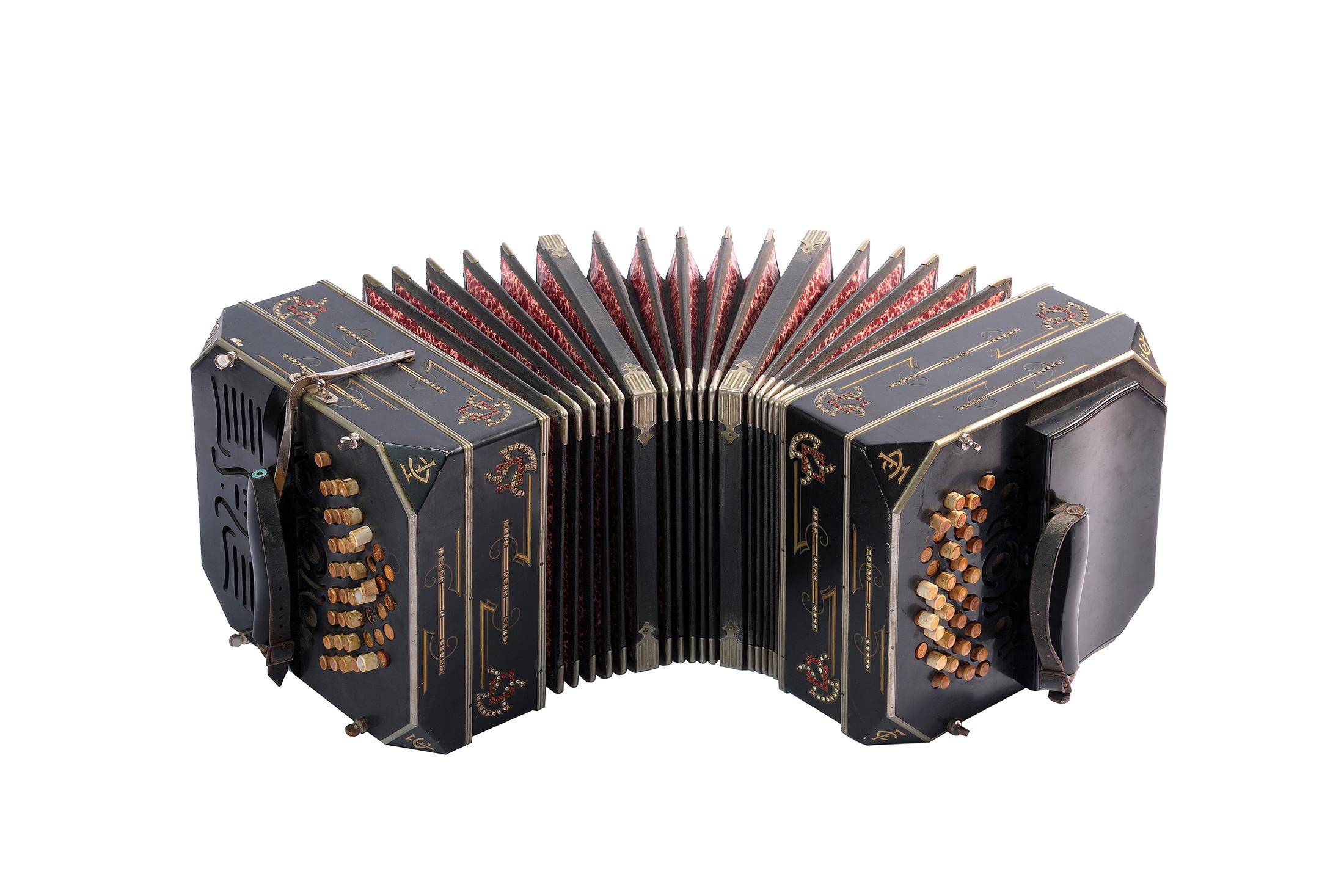 Vente aux enchères d'instruments de musique